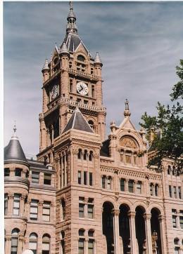 City-County Building, Salt Lake City, Utah.
