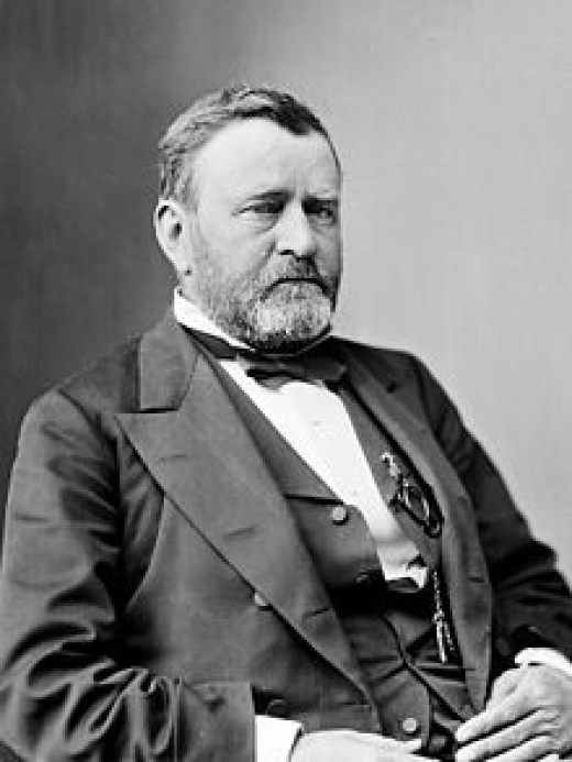Ulysses S. Grant was a ISFP