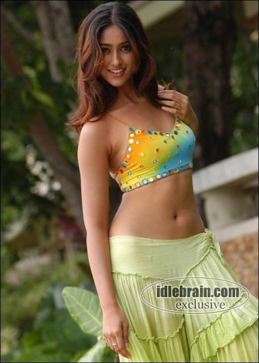 Telugu actress Ileana