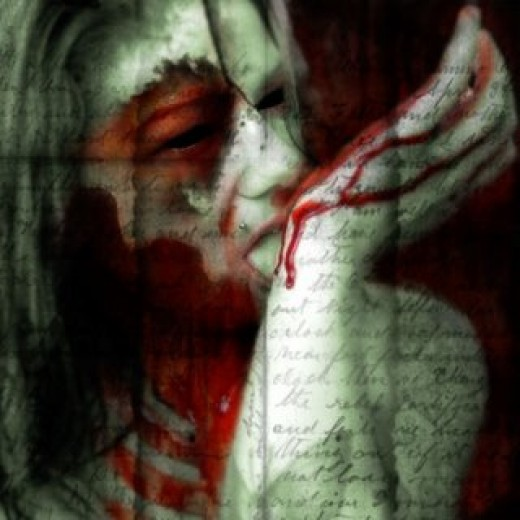 Pleasures of the Flesh by Vomitorium666 from andrewalan  Source: flickr.com