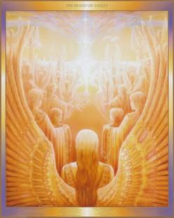 MANY ANGELS