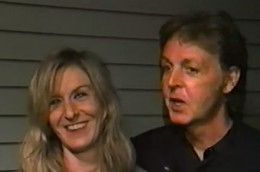 Heather and Paul