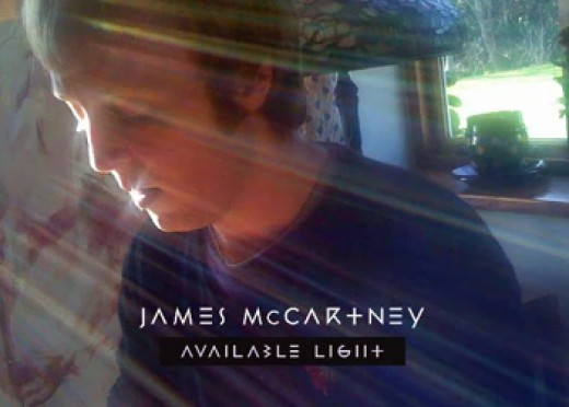 James new LP-Available Light