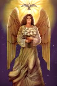 This could be my guardian angel of God that the Archangel Michael has sent to guard me, while I am in the negative territory, so that I can return safely to the earth circle when I finish visiting the negative life force of the universe.
