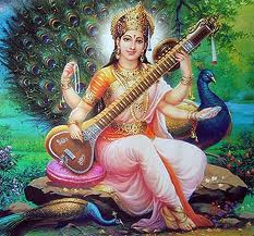 Saraswati, Brahma consort