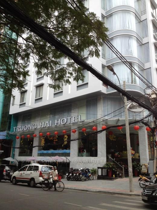 Truong Hai Hotel - 247 – 249 Ly Tu Trong, Ben Thanh Ward, District 1, Ho Chi Minh City, Vietnam