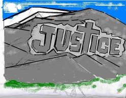 Justice Mountain, by Mary Neal