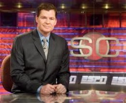 DAN PATRICK, SPORTSCASTER EXTRAORDINARE, FORMERLY OF ESPN, COULD FLUB-UP A FEW TIMES ON HIS SHOW ON DIRECTTV.