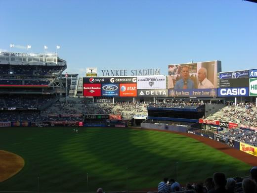 Yankee Stadium - 2010