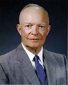 Dwight D. Eisenhower was a INTJ