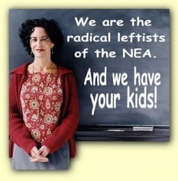 Our schools are becoming indoctrination centers of the left. What's taught in the schools in one generation will be proclaimed in the halls of Congress in the next generation.