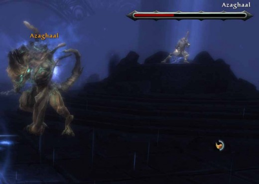 Kingdoms of Amalur Defeat Azaghaal