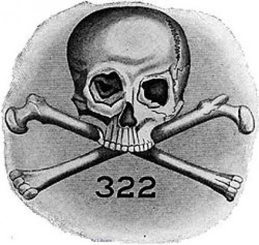 Skull and Bones, Secret Society