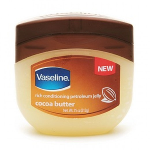 Vaseline Petroleum Jelly with Cocoa Butter