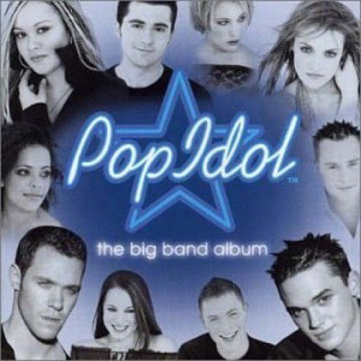 UK Pop Idol - Season 1