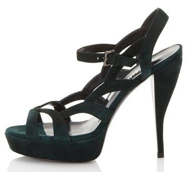Scarket Platform Sandal