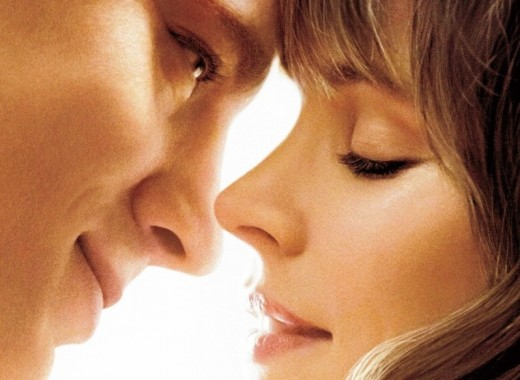 "Channing Tatum & Rachel McAdams in ""The Vow"" as Leo & Paige Collins"