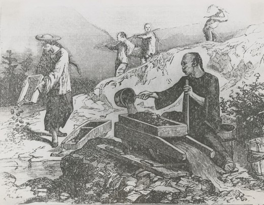 Chinese Gold Miners