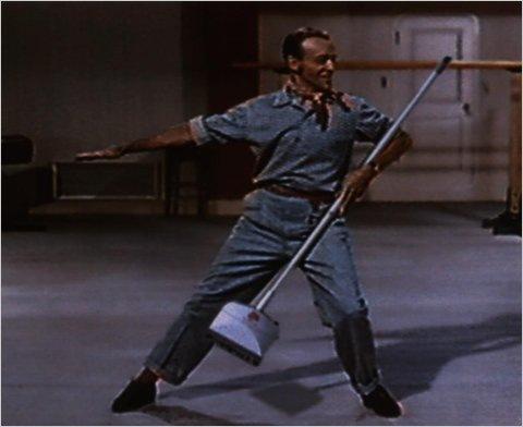 Dorothy's Grandma Edwina had been a famous dancer too.