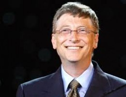 Bill Gates Net Worth: $56 Billion: 2012