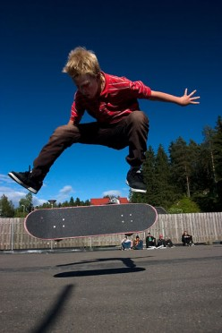 How Young Is Too Young to Learn to Skateboard?