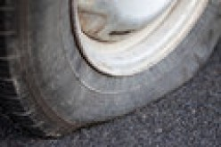Checking Your Tires Made Simple: Flat Tires
