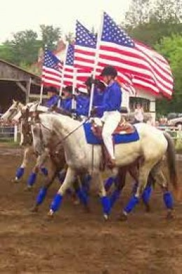 Example of a Drill Team