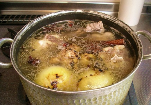 Homemade Chicken Stock Is Much Better Than The Chicken Stock That Comes Out Of The Can