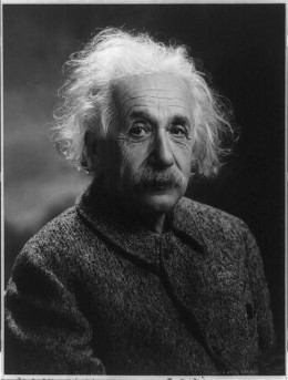 Born March 14, 1879. He was awarded the Nobel Prize in Physics in 1921. Albert Einstein was a United States citizen from 1940 to 1955.