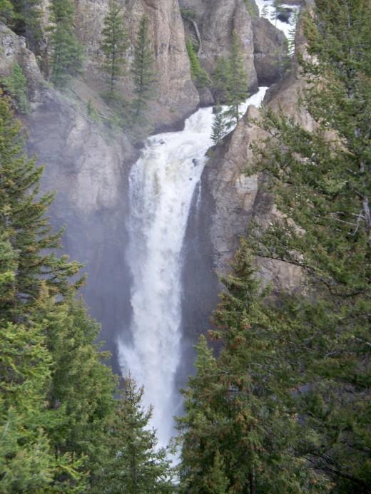 Tower Falls - Amazing
