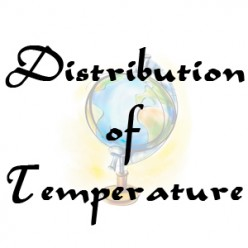 Distribution of Temperature