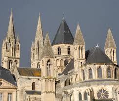 Bayeux Cathedral - William's half-brother Odo was appointed to the bishopric when he was still under-age