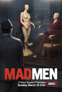 Season 5 Mad Men Posters!
