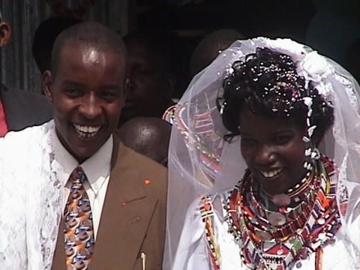 Masai Wedding