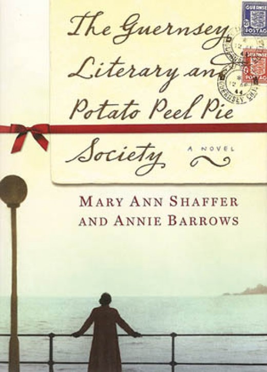 Cover: The Guernsey Literary and Potato Peel Pie Society