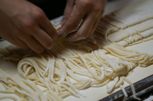 Separating the Noodles