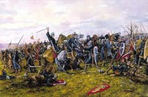 The last Northmen to invade England stayed longer. From 1066 a new Viking ruler would lord it over the English - William was here, to stay as king, his grandson Henry II began a new dynasty that spanned the Crusades