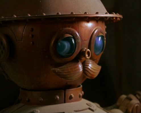 Tik-Tok from Return to Oz