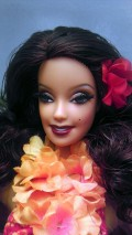 Hula Honey Barbie, Pin-Up Girls Collection