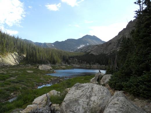 Pear Lake, Rocky Mountain National Park