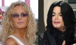 Farrah Fawcett, Michael Jackson