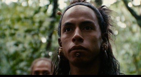 A Screen-Shot From Apocalypto