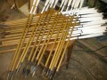 Fletching Traditional Arrows