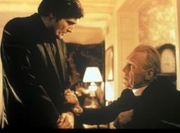 Jason Miller with Max von Sydow