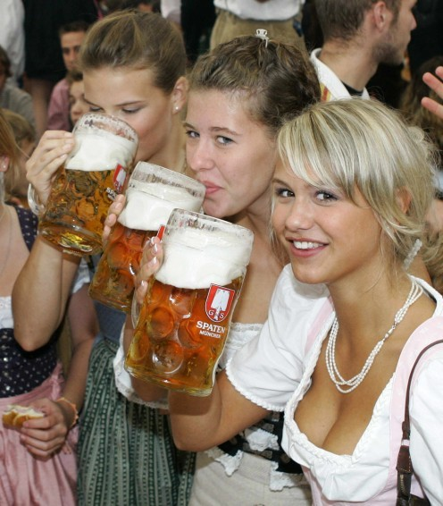 Beer beer is good for your heart. The more you drink, the more you fart. The more you fart, the better you feel. So drink more beer at every meal.