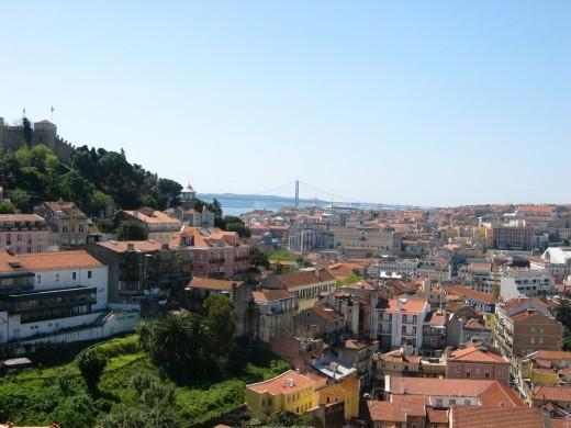 Lisbon by teh_o_ice @ www.sxc.hu