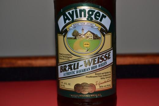 Ayinger Brau-Weisse