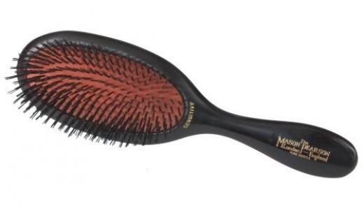 Mason Pearson boar bristle hairbrush