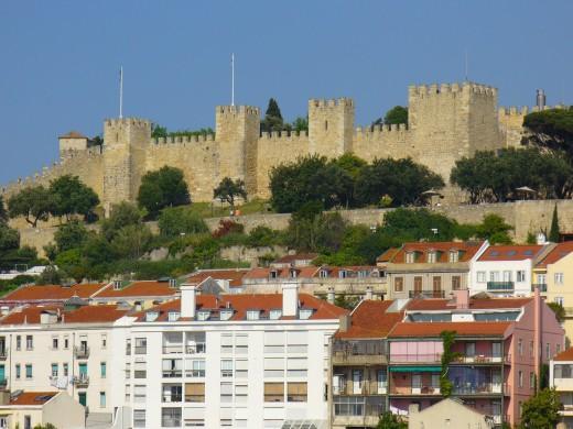 Castelo de Sº Jorge | Saint Jorge Castle by rgurgel @ www.sxc.hu