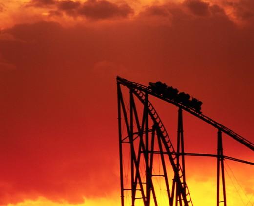 Roller coaster of death